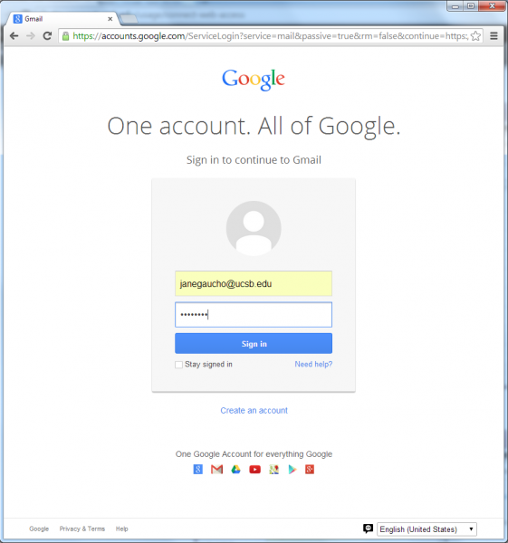 apps gmail login