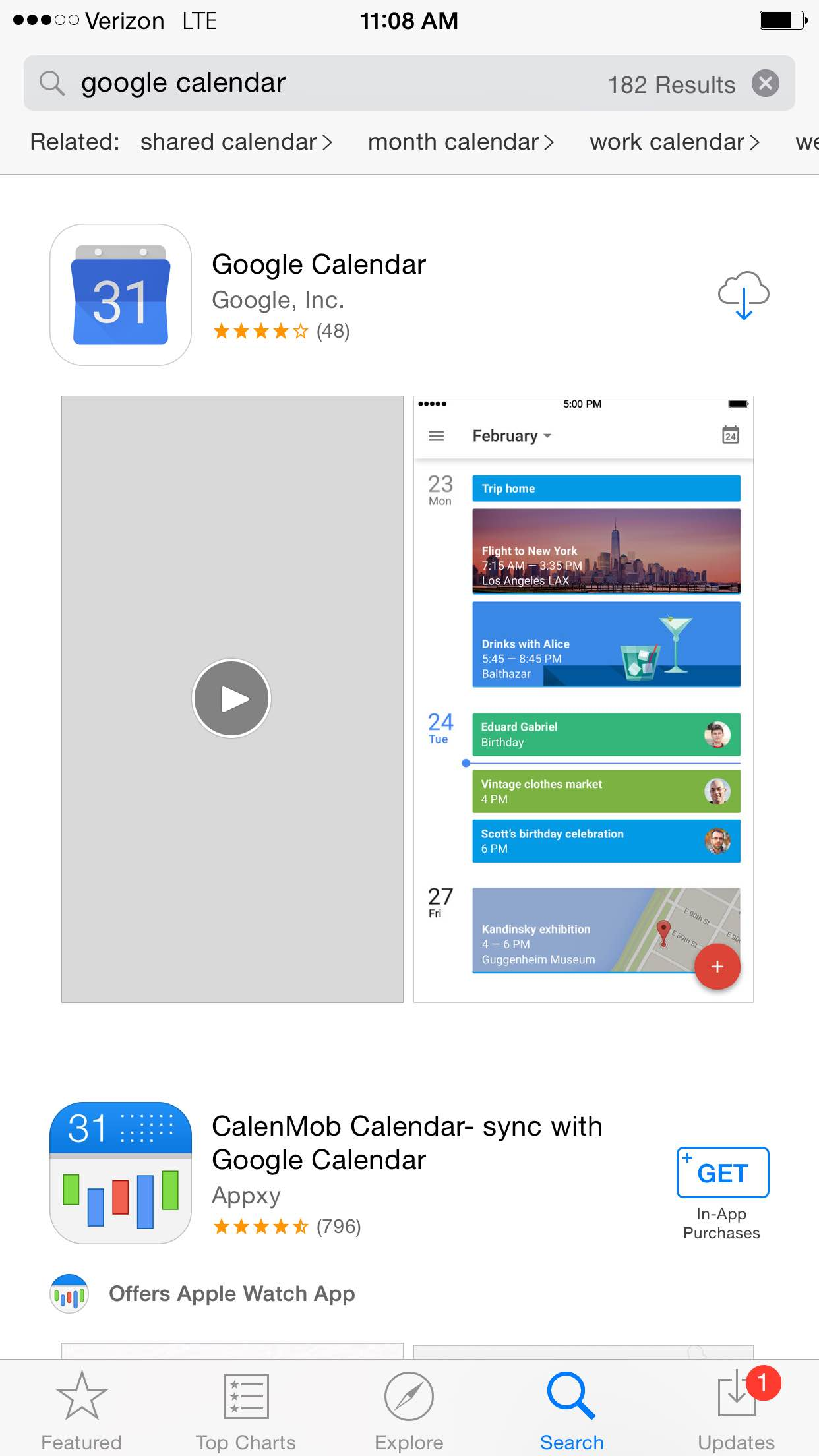Calendar for iOS – UCSB Support Desk Collaboration